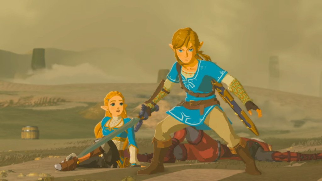 the legend of zelda breath of the wild dlc