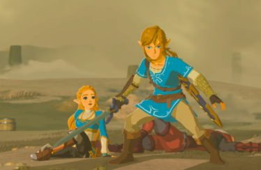the legend of zelda breath of the wild patch switch