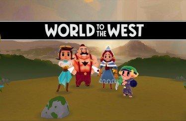 World to the West sarà disponibile in versione retail a maggio