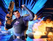 Agents of Mayhem trailer firing squad