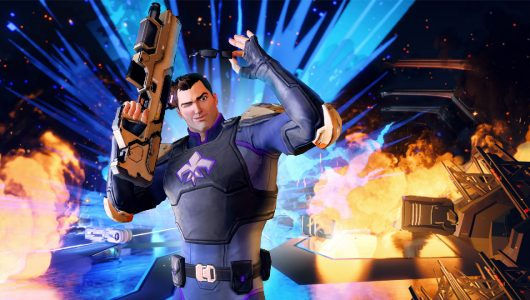 volition Agents of Mayhem trailer firing squad