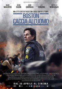 Boston Caccia all'uomo immagine Cinema locandina