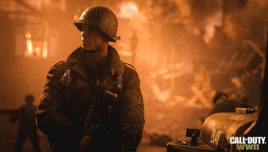 Call of Duty WWII trailer annuncio data uscita