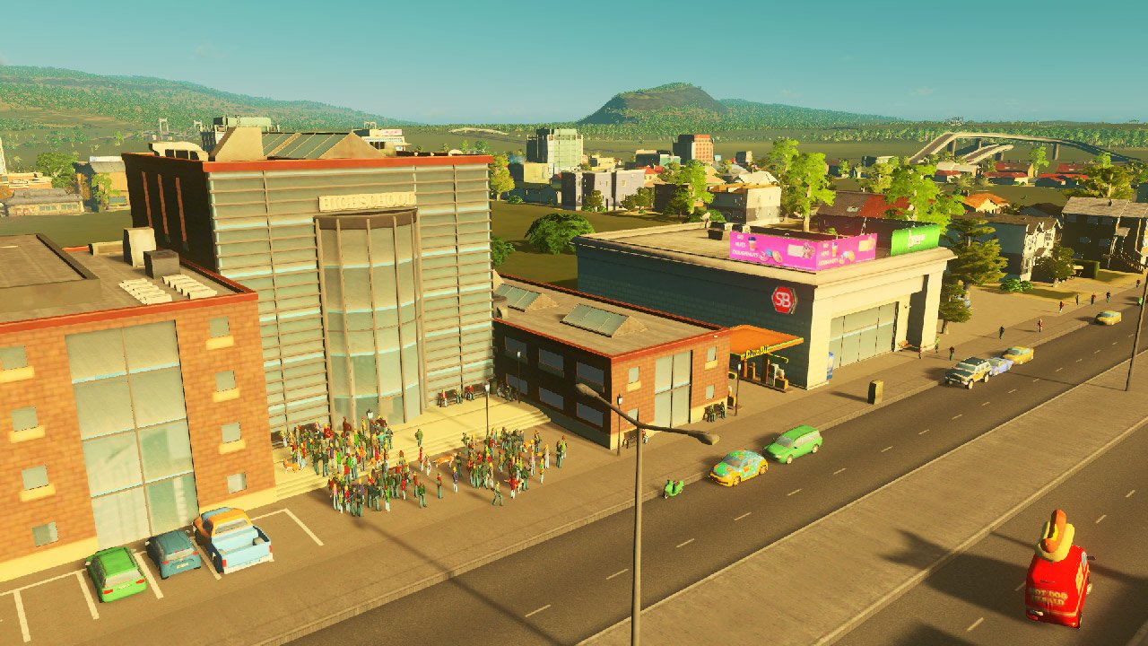 Cities Skylines Xbox One immagine 10