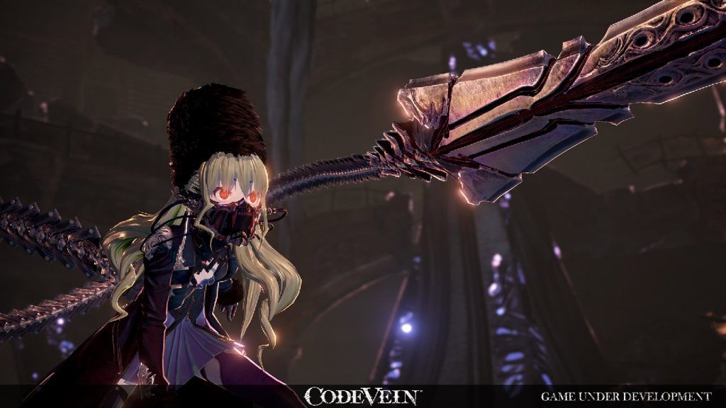 Code Vein trailer gameplay
