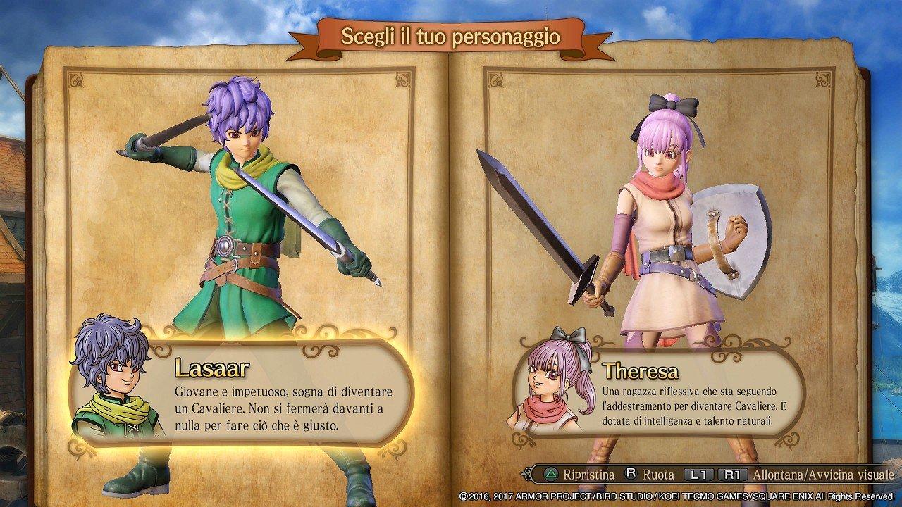 Dragon Quest Heroes II immagine PS3 PS4 PS Vita Switch 01