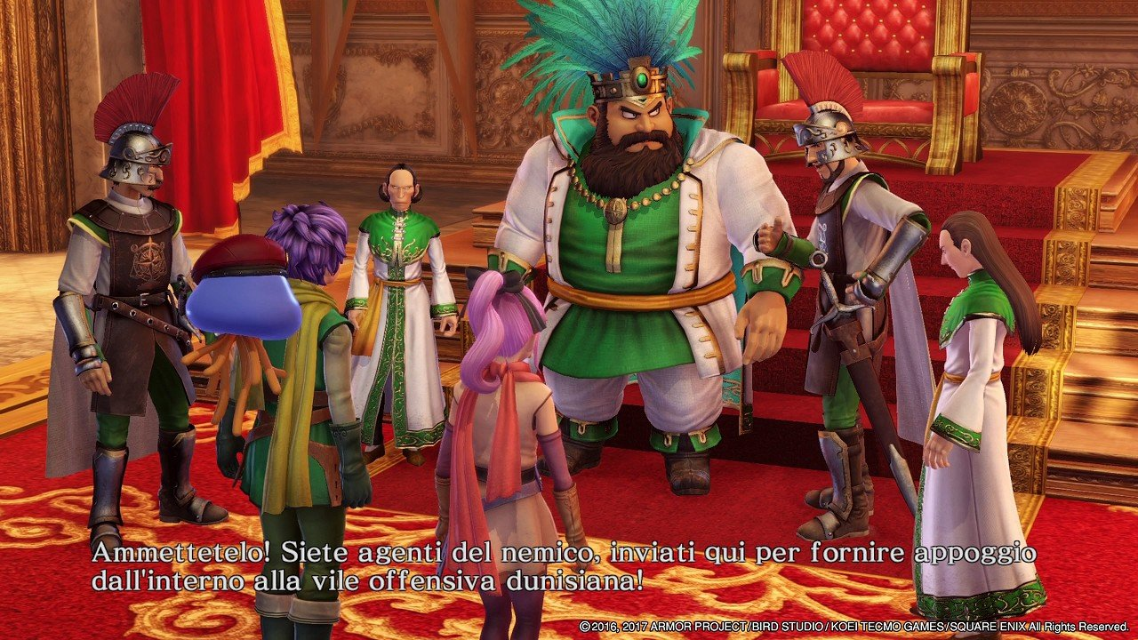 Dragon Quest Heroes II immagine PS3 PS4 PS Vita Switch 02