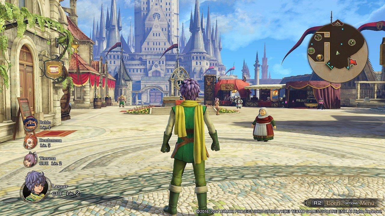 Dragon Quest Heroes II immagine PS3 PS4 PS Vita Switch 03