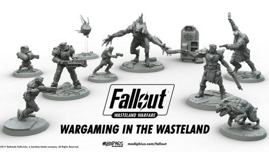 Fallout Wasteland Warfare