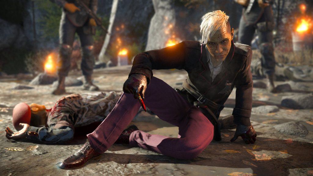 alex hutchinson ubisoft far cry 4