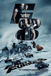 Fast & Furious 8 immagine Cinema locandina