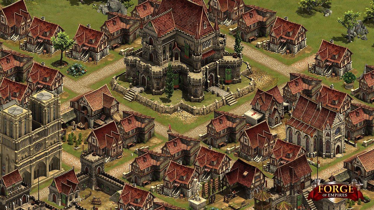 Forge of Empires raggiunge il traguardo di 250 milioni di euro