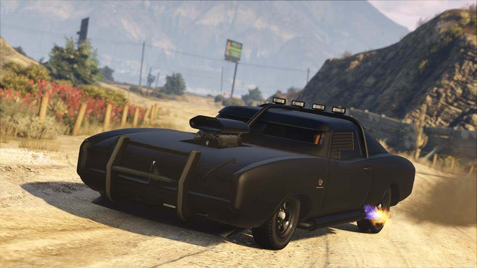 GTA Online Duke O'Death