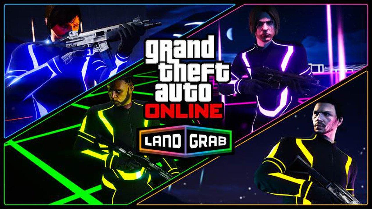 """GTA Online: disponibile la nuova modalità """"Guerra Territoriale"""""""