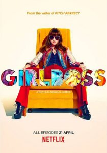 Girlboss immagine Serie TV locandina