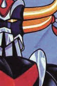 WOW Spazio Fumetto goldrake big robot