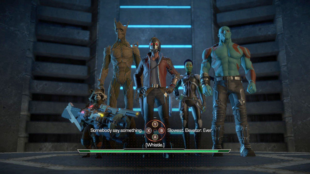 Guardians of the Galaxy The Telltale Series PC PS4 Xbox One immagine 04