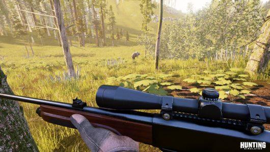 Hunting Simulator: il nuovo trailer ci mostra il bestiario del gioco