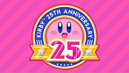 Kirby celebra il suo venticinquesimo anniversario con tre nuovi giochi