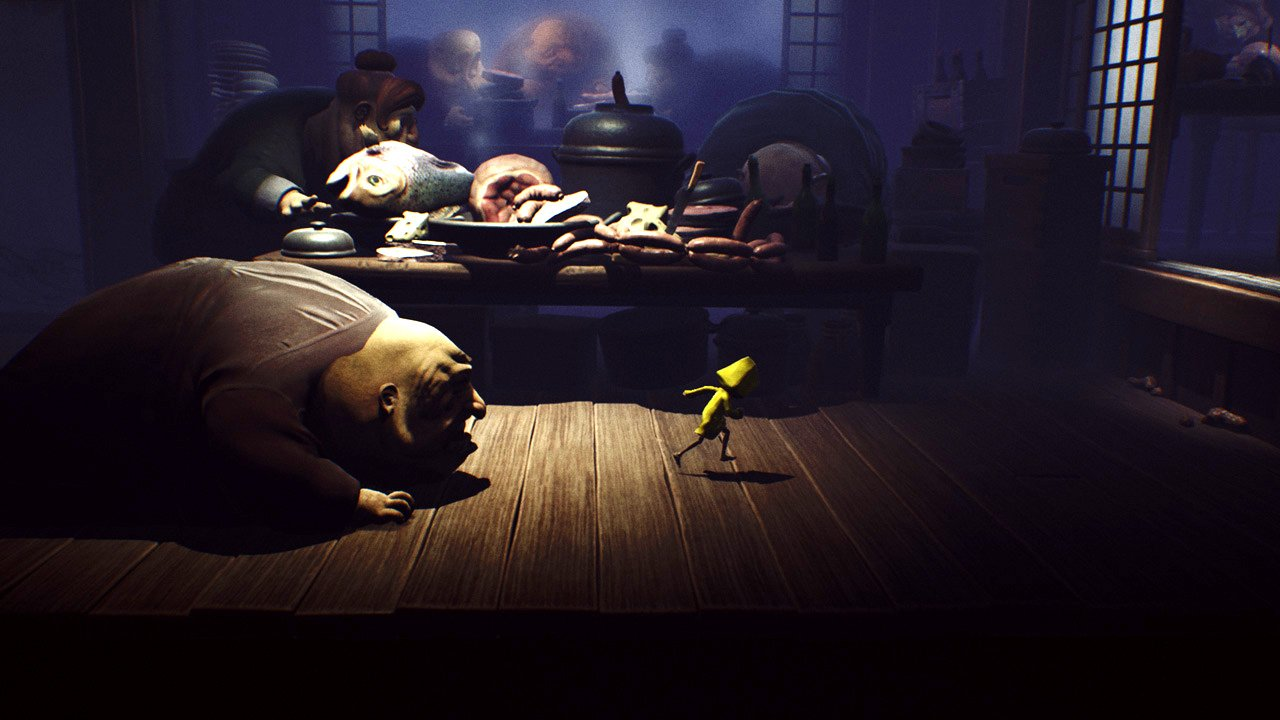 Little Nightmares recensione PS4 Xbox One PC