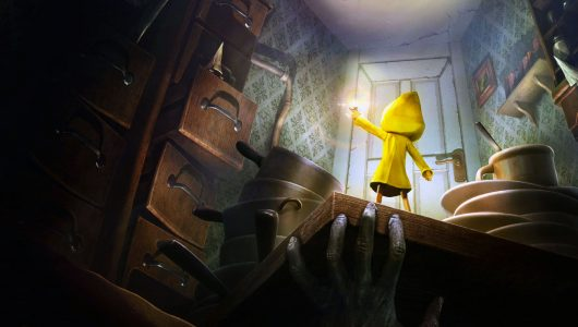 very little nightmares mobile