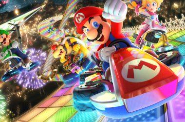 Mario Kart 8 Deluxe arriverà a breve su Switch con tanti nuovi contenuti
