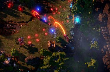 Nex Machina: un nuovo trailer illustra alcune feature del gioco