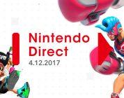 Nintendo annuncia un Direct dedicato ad Arms e Splatoon 2