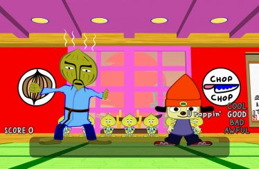PaRappa the Rapper: un video confronto tra la versione PS4 e quella PS1