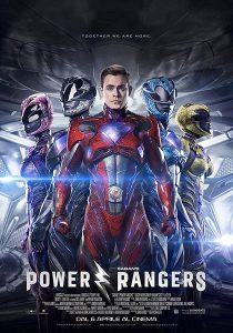 Power Rangers immagine Cinema locandina