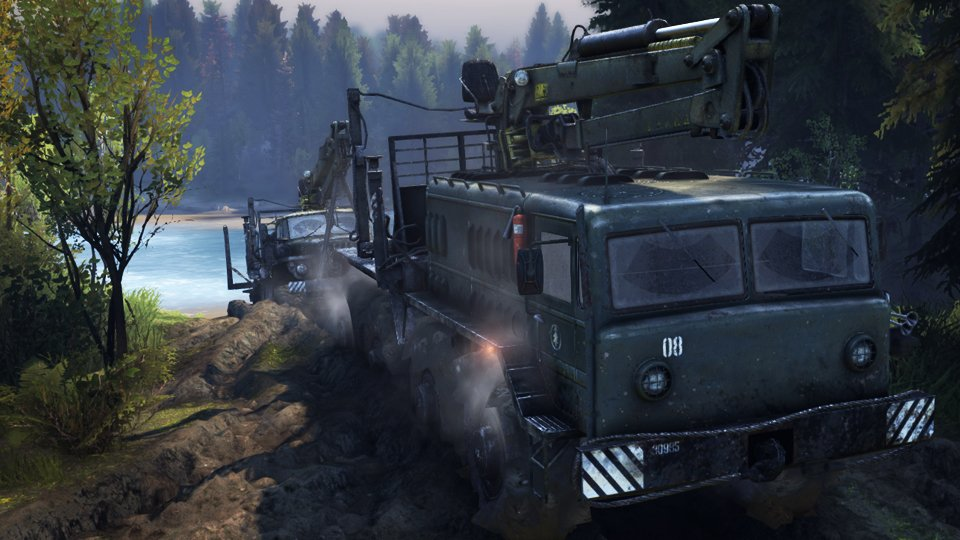 Spintires Humble Wild Frontier Bundle