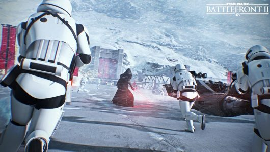 senatore usa Star Wars Battlefront II