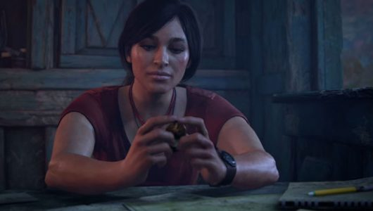 Uncharted L'eredità perduta trailer e3 2017