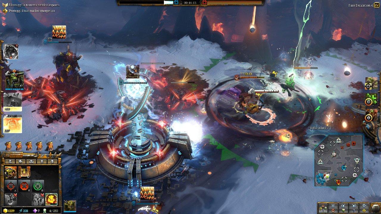 Warhammer 40000 Dawn of War III PC immagine 07