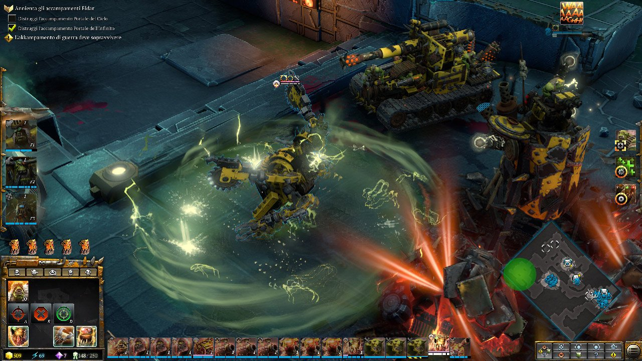 Warhammer 40000 Dawn of War III PC immagine 11