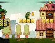 Wonder Boy The Dragon's Trap switch
