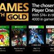 Xbox Live Gold: annunciati i titoli gratuiti di maggio