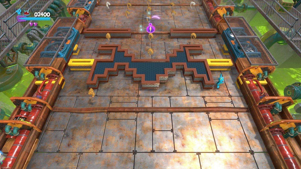 Yooka-Laylee immagine PC PS4 Wii U Xbox one 07
