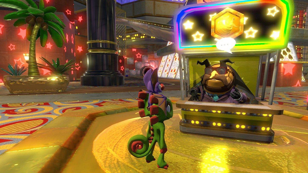 Yooka-Laylee immagine PC PS4 Wii U Xbox one 11