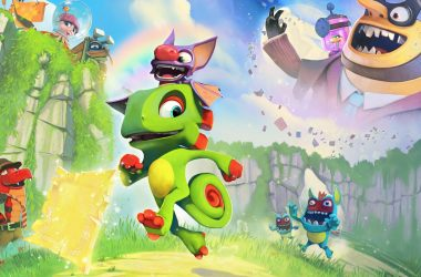 Yooka-Laylee immagine PC PS4 Wii U Xbox one 12