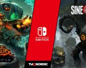 Battle Chasers Nightwar e Sine Mora EX annunciati per Nintendo Switch