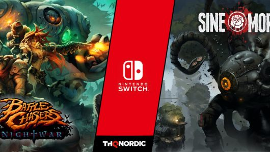 Battle Chasers Nightwar e Sine Mora EX annunciati per Nintendo Switch