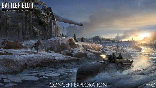 battlefield 1 nuovi dlc