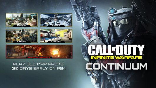 CoD Infinite Warfare Continuum disponibile da oggi su PS4