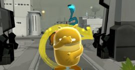 de Blob in arrivo su PS4 e Xbox One, Sine Mora EX per Switch e mobile