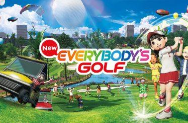 Everybody's Golf per PS4 ha una data d'uscita