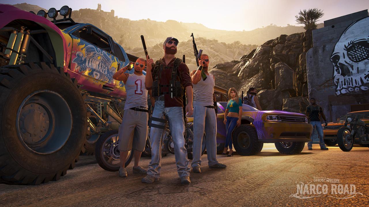 Ghost Recon Wildlands: una data d'uscita per l'espansione Narco Road