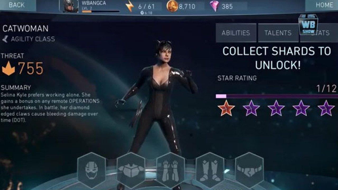 Injustice 2: partono le preregistrazioni per le versioni iOS e Android