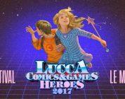 Lucca Comics & Games 2017: videogiochi protagonisti dell'evento