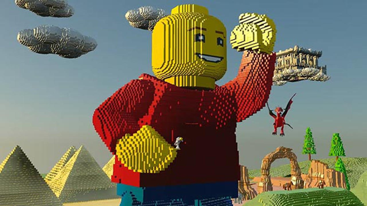Media Create: LEGO Worlds debutta tra le classifiche giapponesi